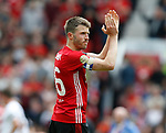 Michael Carrick during the Michael Carrick Testimonial match at the Old Trafford Stadium, Manchester. Picture date: June 4th 2017. Picture credit should read: Simon Bellis/Sportimage