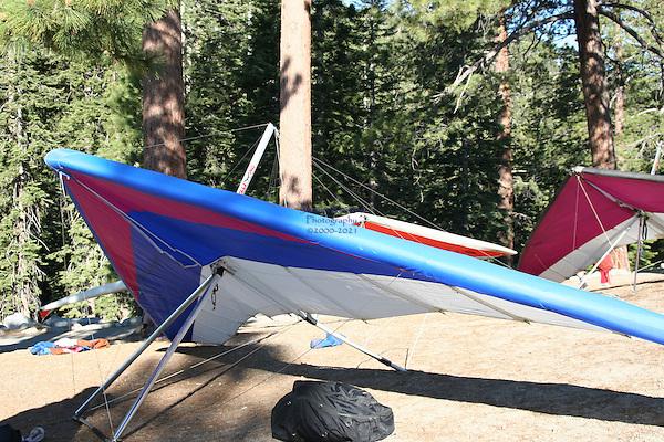 Mike Butler Hang Gliding School, Yosemite National Park