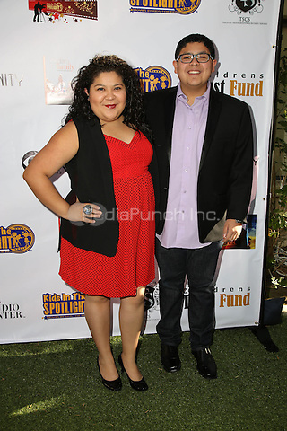 LOS ANGELES, CA - NOVEMBER 7: Raini Rodriguez and Rico Rodriguez at the Kids In The Spotlight's Movies By Kids, For Kids Film Awards at Fox Studios in Los Angeles, California on November 7, 2015. Credit: David Edwards/MediaPunch