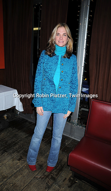 Kassie DePaiva..at The One Life to Live Christmas party on December 11, 2008 at Prohibition in New York City. ....Robin Platzer, Twin Images