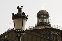 Spanien, Barcelona, Antic Mercat del Born