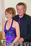 Emma Horgan and Chris O'Mahony pictured at Causeway Comprehensive Debs Ball at the Ballyroe Heights hotel on Thursday.