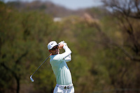 Dylan Frittelli (RSA) during the final round of the Nedbank Golf Challenge hosted by Gary Player,  Gary Player country Club, Sun City, Rustenburg, South Africa. 11/11/2018 <br /> Picture: Golffile | Tyrone Winfield<br /> <br /> <br /> All photo usage must carry mandatory copyright credit (&copy; Golffile | Tyrone Winfield)