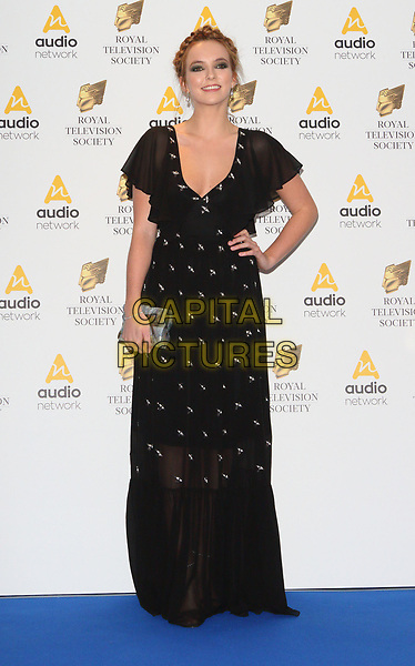 Jodie Comer at the RTS Programme Awards 2017 at Grosvenor House, Park Lane, London on the 21st March 2017<br /> CAP/ROS<br /> &copy;Steve Ross/Capital Pictures