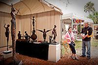 Naples National Art Festival, Cambier Park, Naples, Florida, USA. Feb 20 & 21, 2010. Photo by Debi Pittman Wilkey