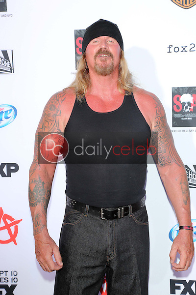 """Rusty Coones<br /> at the """"Sons of Anarchy"""" Season Six Premiere Screening, Dolby Theatre, Hollywood, CA 09-07-13<br /> David Edwards/Dailyceleb.com 818-249-4998"""
