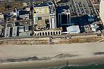 Aerial view of Hilton Casino Atlantic City Resort Atlantic City, New jersey