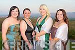 BALL: Enjoying the Nurses Ball at the Ballyroe Heights hotel on Thursday l-r: Siobhan Lenihan, Marita Scanlon, Christina Cronin and Tracey Lynch.