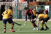 Havering HC vs Old Southendian HC, East Region League Field Hockey at Campion School on 30th November 2019
