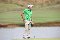 Maximilian Kieffer (GER) aced a 65 during Round Three and will play in the final pairing of the final round of the 2015 Alstom Open de France, played at Le Golf National, Saint-Quentin-En-Yvelines, Paris, France. /04/07/2015/. Picture: Golffile | David Lloyd<br /> <br /> All photos usage must carry mandatory copyright credit (© Golffile | David Lloyd)