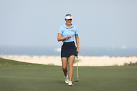 Julia Engstrom (SWE) during the first round of the Fatima Bint Mubarak Ladies Open played at Saadiyat Beach Golf Club, Abu Dhabi, UAE. 10/01/2019<br /> Picture: Golffile | Phil Inglis<br /> <br /> All photo usage must carry mandatory copyright credit (© Golffile | Phil Inglis)