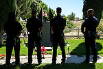 Memorial Day - Oak View Memorial Park - Antioch, California - May 26, 2014
