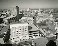 1961 March 20..Redevelopment.Downtown North (R-8)..Downtown Progress..North View from VNB Building..HAYCOX PHOTORAMIC INC..NEG# C-61-5-64.NRHA#..