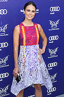BRENTWOOD, LOS ANGELES, CA, USA - JUNE 07: Actress Jordana Brewster arrives at the 13th Annual Chrysalis Butterfly Ball held at Brentwood County Estates on June 7, 2014 in Brentwood, Los Angeles, California, United States. (Photo by Xavier Collin/Celebrity Monitor)