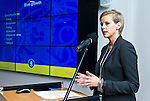 Brussels - BELGIUM - 18 November 2015 -- European Maritime Day in Turku, Finland --Information Meeting for Maritime Stakeholders.  -- Päivi Wood, Counsellor, Permanent representation of Finland to the EU. -- PHOTO: Juha ROININEN / EUP-IMAGES