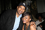 "Guest and Sonyae Elise Attend BET's Music Matters ""Best of 2012"" Holiday Showcase At S.O.Bs, NY   12/11/12"