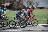 Michael Gogl (AUT/Trek Segafredo)<br /> <br /> 104th Liège - Bastogne - Liège 2018 (1.UWT)<br /> 1 Day Race: Liège - Ans (258km)