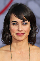 "HOLLYWOOD, LOS ANGELES, CA, USA - MARCH 11: Constance Zimmer at the World Premiere Of Disney's ""Muppets Most Wanted"" held at the El Capitan Theatre on March 11, 2014 in Hollywood, Los Angeles, California, United States. (Photo by Xavier Collin/Celebrity Monitor)"