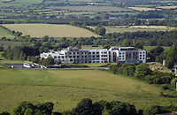 An aerial view of Aghadoe Heights Hotel, Killarney..Picture by Don MacMonagle