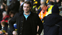 MK Dons Manager, Robbie Neilson during Oxford United vs MK Dons, Sky Bet EFL League 1 Football at the Kassam Stadium on 1st January 2018
