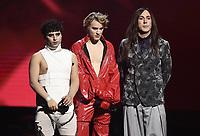 Milano 02/11/2017 - trasmissione Tv  X-Factor foto Daniele Buffa/Image/Insidefoto <br /> nella foto: Manuel Agnelli-Sem&amp;Stenn