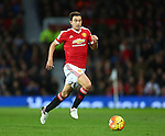 Matteo Darmien of Manchester United - Manchester United vs West Ham United - Barclay's Premier League - Old Trafford - Manchester - 05/12/2015 Pic Philip Oldham/SportImage