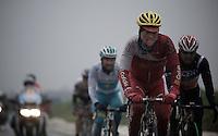 Dwars Door Vlaanderen 2013.Julien Fouchard (FRA).