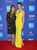 Gal Gadot &amp; Patty Jenkins at the 2018 Palm Springs Film Festival Awards at Palm Springs Convention Center, USA 02 Jan. 2018<br /> Picture: Paul Smith/Featureflash/SilverHub 0208 004 5359 sales@silverhubmedia.com