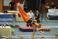 TURNEN: HEERENVEEN: 09-07-2016, Sportstad Heerenveen, Kwalificatiewedstrijd OS turnen, Epke Zonderland, ©foto Martin de Jong
