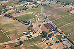 rural Amador County from the air...Shenandoah and Dickson Roads--Vino Noceto, Terre Rouge, Bantum, Renquist, Nine Gables, Stone House