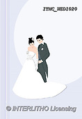 Marcello, WEDDING, HOCHZEIT, BODA, paintings+++++,ITMCWED1020,#W#, EVERYDAY ,couples