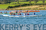 Action from the Ladies Seine Boat Race in Cahersiveen on Sunday.
