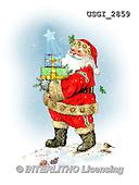 GIORDANO, CHRISTMAS SANTA, SNOWMAN, WEIHNACHTSMÄNNER, SCHNEEMÄNNER, PAPÁ NOEL, MUÑECOS DE NIEVE, paintings+++++,USGI2859,#X# ,#161#