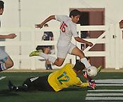 Soccer: Springdale vs Fayetteville Boys April 10, 2015