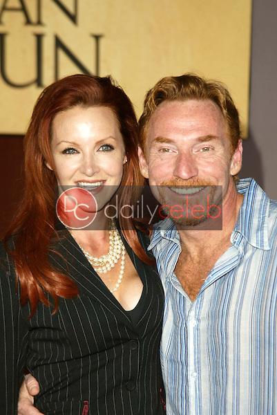 Danny Bonaduce and wife Gretchen