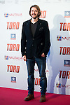 "Manuel Velasco attends to the premiere of the spanish film ""Toro"" at Kinepolis Cinemas in Madrid. April 20, 2016. (ALTERPHOTOS/Borja B.Hojas)"