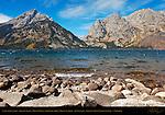Cascade Canyon, Grand Teton, Mount Owen, Symmetry Spire, Mount St. John, Jenny Lake, Grand Teton National Park, Wyoming