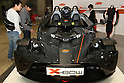 May 28, 2010 - Tokyo, Japan - A KTM X-Bow is on display during the 'Tokyo Special Import-Car Show' held at the Tokyo Big Sight Exhibition Center, in Tokyo, Japan on May 28, 2010. The show that began in 2004 runs from May 28-30, and gives to nearly 200 exhibitors to showcase aftermarket parts, service, technology for imported cars, and customized/tuned imported cars.