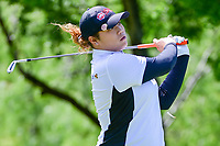 Ariya Jutanugarn (THA) watches her tee shot on 13 during round 1 of  the Volunteers of America Texas Shootout Presented by JTBC, at the Las Colinas Country Club in Irving, Texas, USA. 4/27/2017.<br /> Picture: Golffile | Ken Murray<br /> <br /> <br /> All photo usage must carry mandatory copyright credit (&copy; Golffile | Ken Murray)
