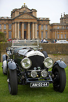 """1928 Bentley. Title: """"Bentley Boy Racer"""""""