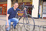 Tom Foley is planning to cycle to Rome in aid of the Kerry Hospice Foundation next year