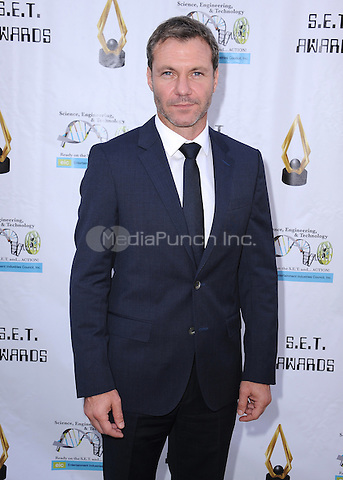 LOS ANGELES, CA - NOVEMBER 12:  Chris Vance at the 4th Annual SET Awards at the Skirball Cultural Center on November 12, 2014 in Los Angeles, California. Credit: PGSK/MediaPunch