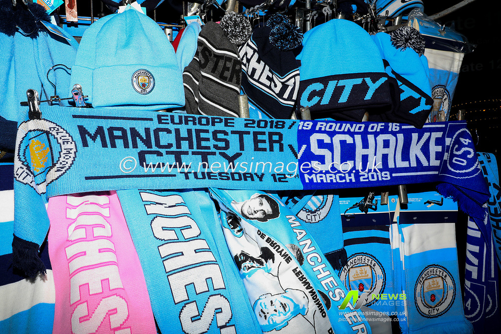 UEFA Champions League, Round of 16, Manchester City v