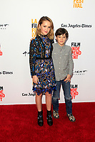 """LOS ANGELES - JUN 19:  Talitha Bateman, Gabriel Bateman at the 2017 Los Angeles Film Festival - """"Annabelle: Creation"""" Premiere at the The Theatre at Ace Hotel on June 19, 2017 in Los Angeles, CA"""