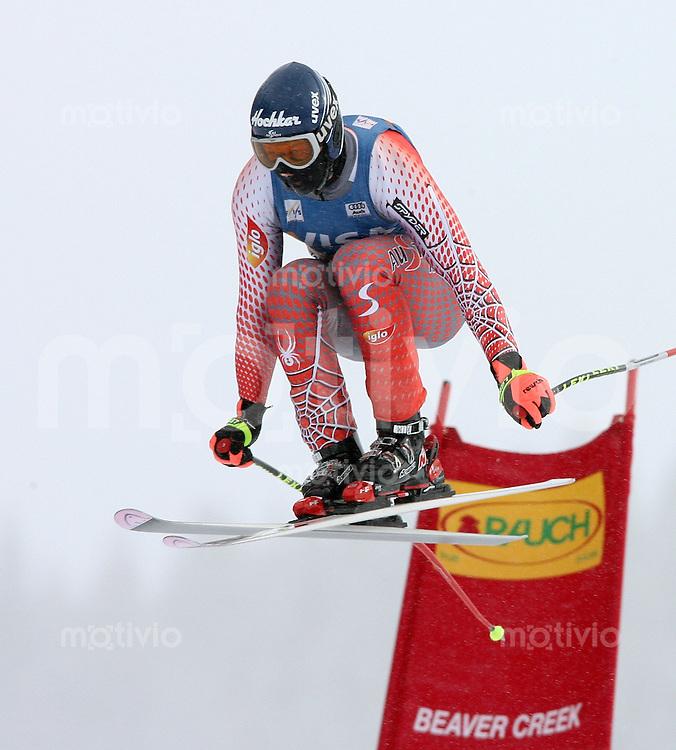 Ski Alpin; Saison 2006/2007   Training Herren Andras Buder (AUT)