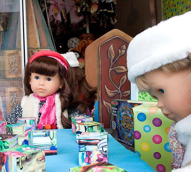 Shopping, Timeless Toys, Chicago, Illinois