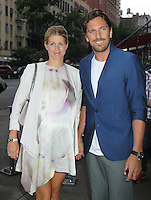 June 25, 2012 Therese Anderson and Henrik Lundqvist at the Cinema Society and Allure screening of People Like Us at the Clearview Cinemas in New York City. © RW/MediaPunch Inc. *NORTEPHOTO* **SOLO*VENTA*EN*MEXICO** **CREDITO*OBLIGATORIO** **No*Venta*A*Terceros** **No*Sale*So*third** *** No*Se*Permite Hacer Archivo** **No*Sale*So*third** *Para*más*información:*email*NortePhoto@gmail.com*web*NortePhoto.com*