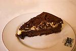 Chocolate Dessert, Felice Restaurant, Rome, Italy
