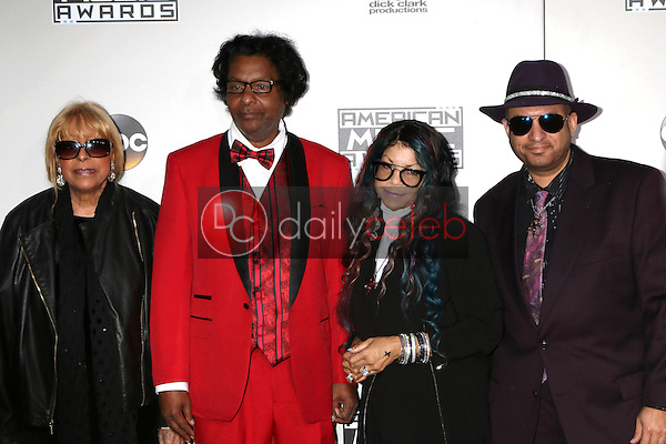 Guests, another guest, Tyka Nelson, guest<br /> at the 2016 American Music Awards, Microsoft Theater, Los Angeles, CA 11-20-16<br /> David Edwards/DailyCeleb.com 818-249-4998