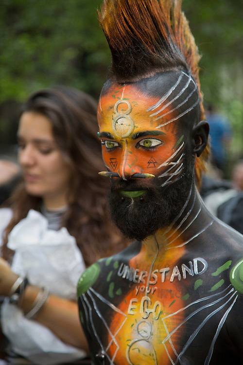 Bodypainting day 2015